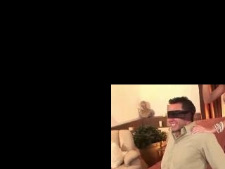 Raunchy Nessa gets cum on her feet