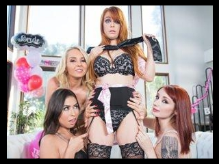 Strap-On Stories: Gangbang Bachelorette