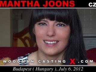 Samantha Joons casting
