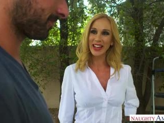 Neighbor Affair - Sarah Jessie & Ryan Driller