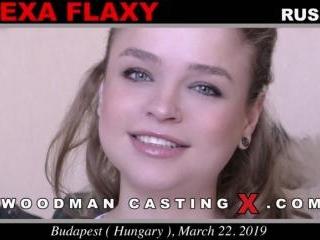 Alexa Flaxy casting