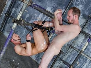 Koby Takes A Relentless Pounding! - Koby Lewis &am