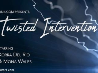 Twisted Intervention: Korra Del Rio Turns the Tabl