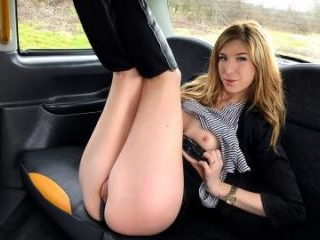 Brunette Takes Deep Anal Cock