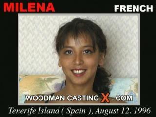 Milena casting