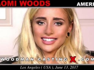 Naomi Woods casting
