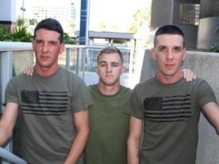 Ryan Jordan, Michael Stax & Jacob Stax