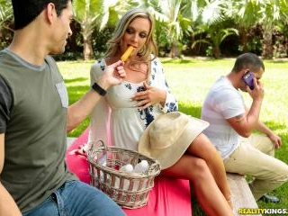No Picnic For Milf