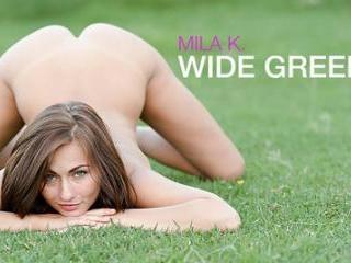 Wide Green