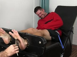 Clint Detained & Tickle Tortured