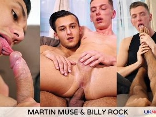 Martin Muse & Billy Rock