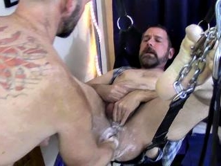 Fisted by the Plumber - Chad Anders & Bo Wrangler