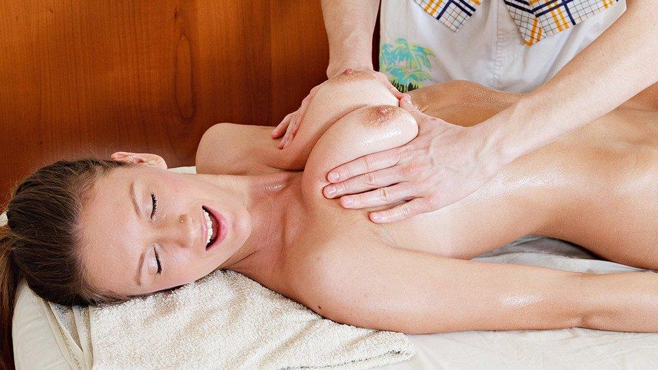 боди массаж порн