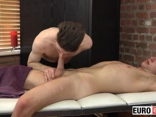 Massage Boys: Edwin Sykes & Nathan Gear