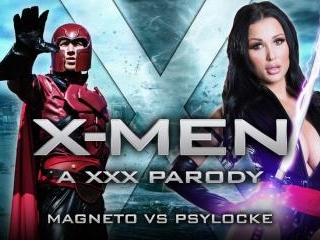 XXX-Men: Psylocke vs Magneto (XXX Parody)