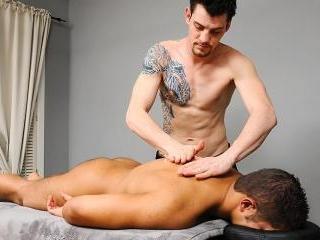 Muscle Worship Massage