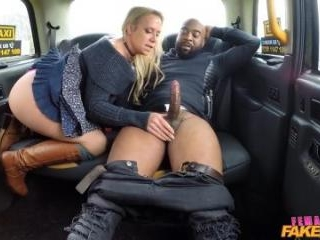 Big Black Cock Deep In Drivers Ass