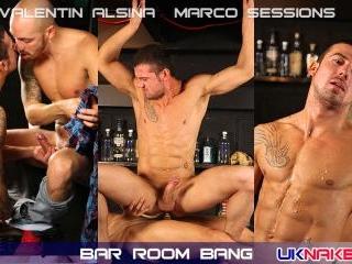 Valentin Alsina, Marco Sessions