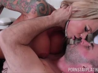 Lolly Ink and Ralph Long  Passionate Hardcore Fuck