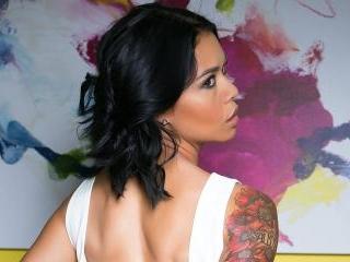 Dana Masturbates With Her Glass Dildo As She Await