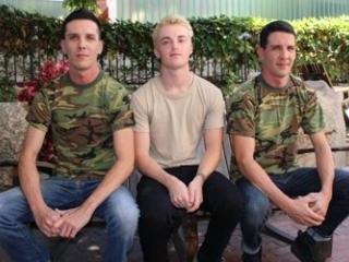 Dominic, Michael Stax & Jacob Stax