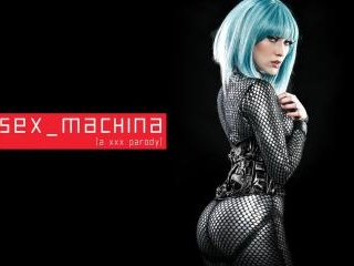 Sex Machina: A XXX Parody