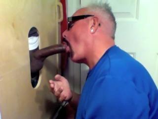 Big Cock Gloryhole Deep Throat Fun