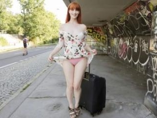 Dirty Hot American Redhead Beauty