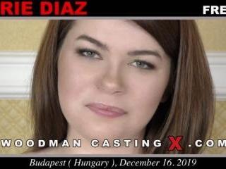 Marie Diaz casting