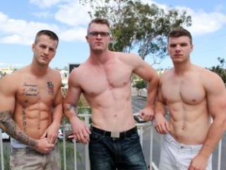 Ivan James, Quentin Gainz & Scott Ambrose