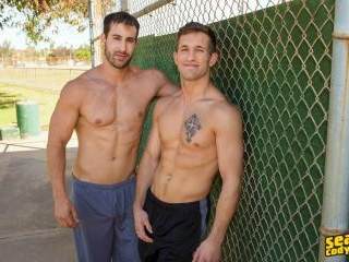 Parker and Randy