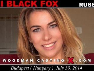 Ani Black Fox casting