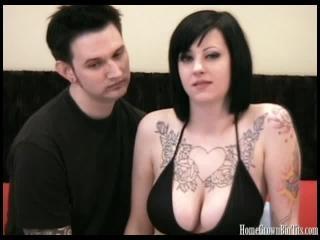 Tattooed Couple\'s Hot Sex Romp