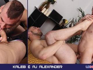 AJ Alexander & Kaleb