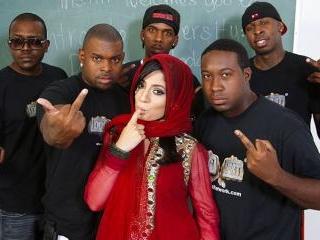 Nadia Ali - Blacks On Blondes