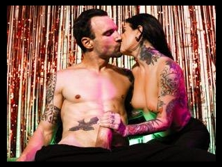 Three Cheers For Satan - Joanna Angel & Alex Legen