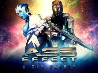 Ass Effect: A XXX Parody