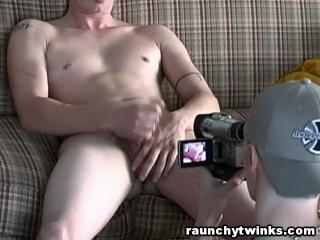 Hot Twinks\' Homemade Porn Vid