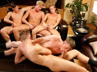 BROTHERHOOD Scene 1
