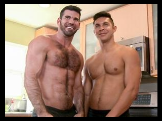 Seth Santoro & Billy Santoro - Backstage