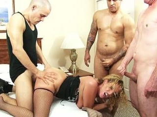 Bachelor Party Gang Bang - Samantha & Jonny Utah