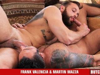 Frank Valencia, Martin Mazza