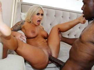 Blacks On Blondes - Brandi Bae