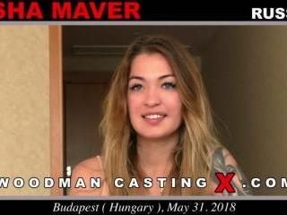 Misha Maver casting