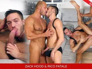 Zack Hood & Rico Fatale