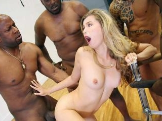Blacks On Blondes - Carolina Sweets