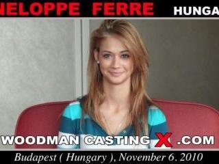 Peneloppe Ferre casting