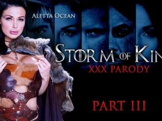 Storm Of Kings XXX Parody: Part 3