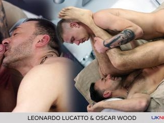 Leonardo Lucatto & Oscar Wood