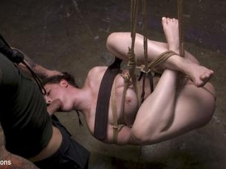 Bondage Legend Casey Calvert Tied Hard and Fucked